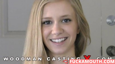 amateur girl from USA tries herself in porn