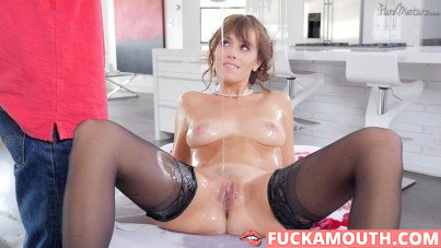 creampie in the special day