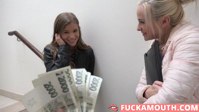 each Czech girl loves money