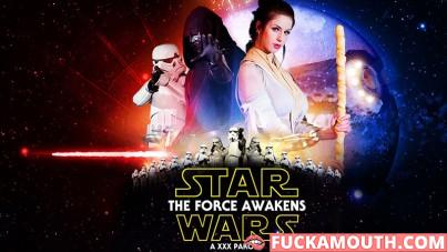 force awakens, XXX parody