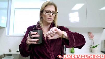 fuck his office slut