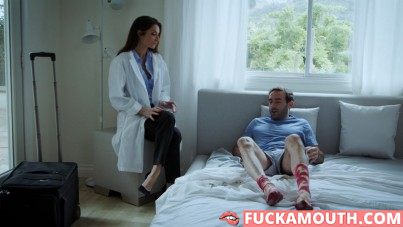 fucked by his aunt-doctor