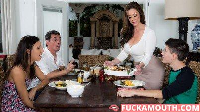 Kendra's thanksgiving stuffing