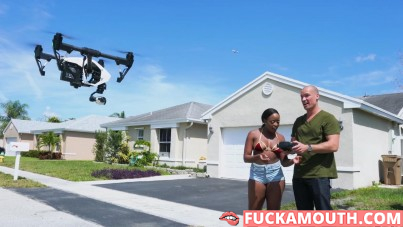 lose drone, find black pussy
