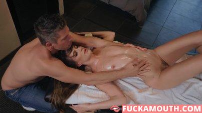 massage as she likes