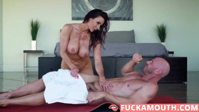 nuru nymph, dirty masseur