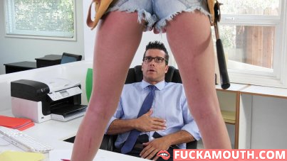 overtime work for pretty little pussy