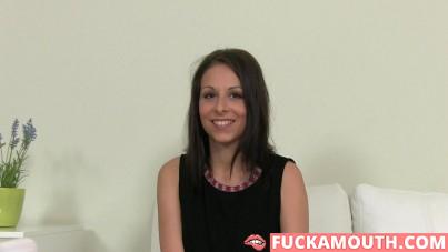 Antonia Sainz, porn casting
