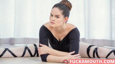 ballet dancer has anal sex with her teacher
