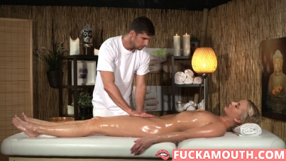 Cayla's pussy needs relax