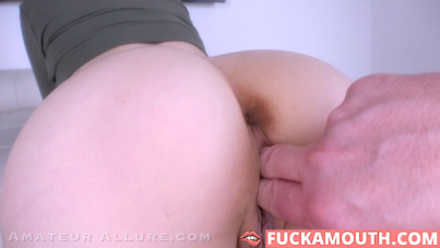 Kristen and her first sex scene