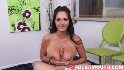 one on one with Ava Addams