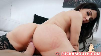 POV sex with Valentina