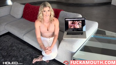 sexy mommy loves hot videos too