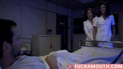 what happens if nurse will see your masturbation
