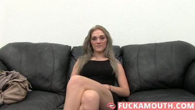 Zoey anal casting